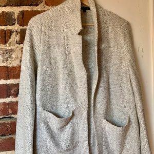 TOPSHOP knit blazer (nwot)